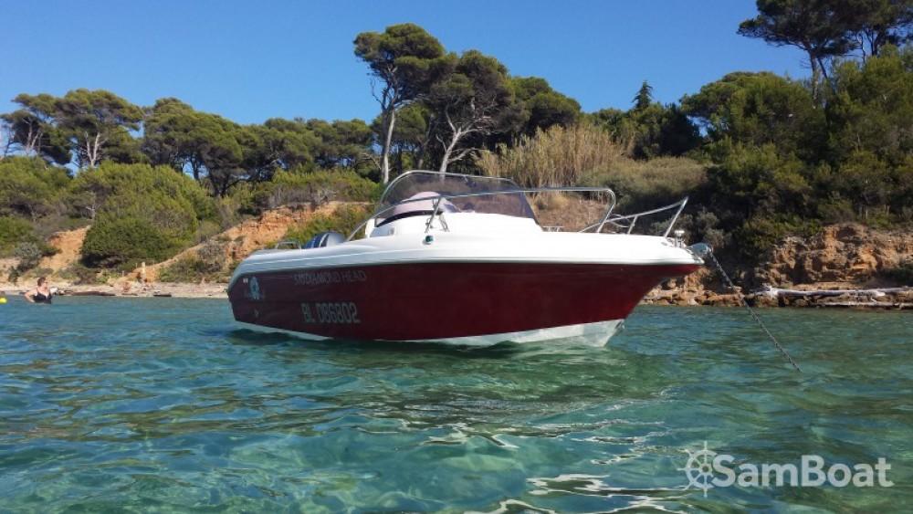 Rental Motor boat in La Ciotat - Pacific Craft Pacific craft 570 Diamond Head