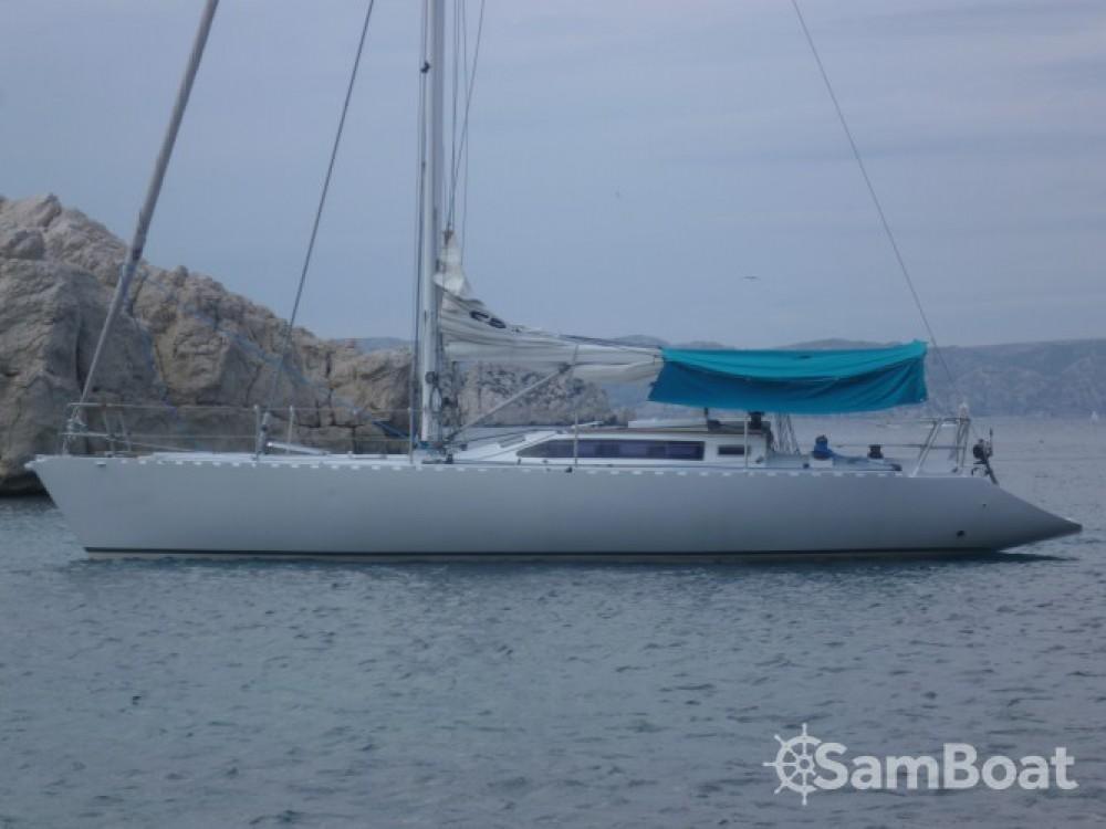 Boat rental Marseille cheap RIO