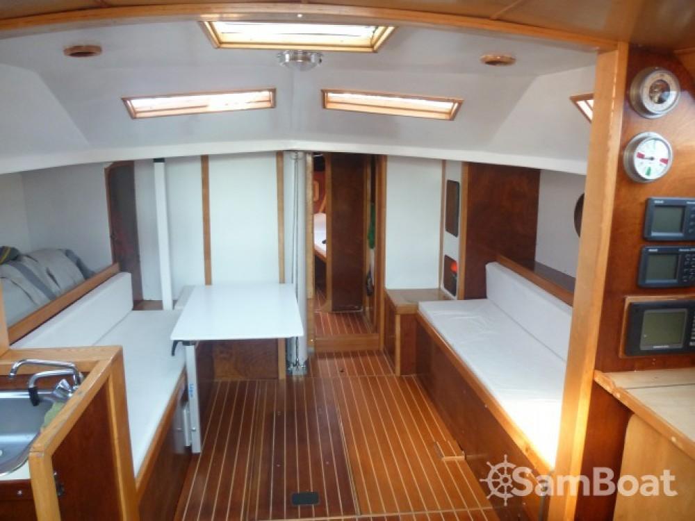 Rental Sailboat in Marseille - Alu-Boat-Prestige RIO