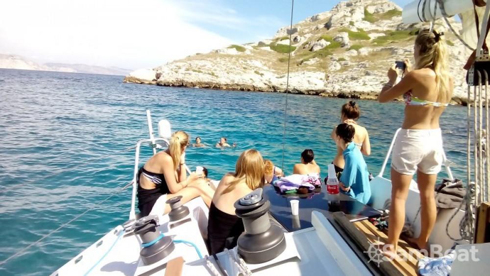 Boat rental Alu-Boat-Prestige RIO in Marseille on Samboat