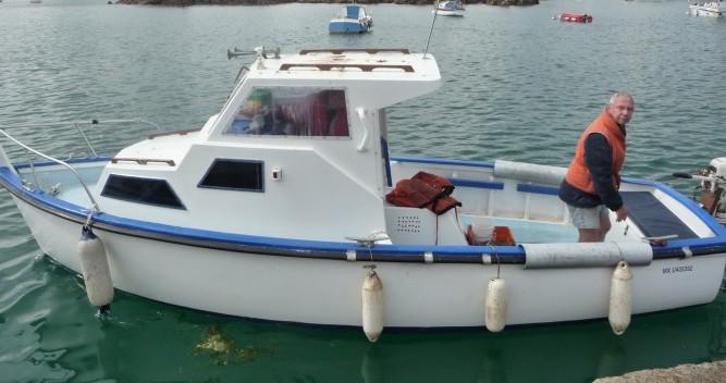 Boat rental Plougasnou cheap Pêche promenade 6,46m