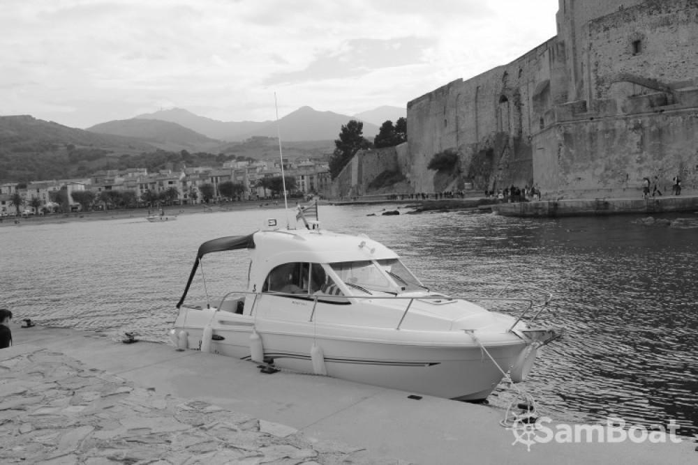 Boat rental Saint-Cyprien cheap Antares 6