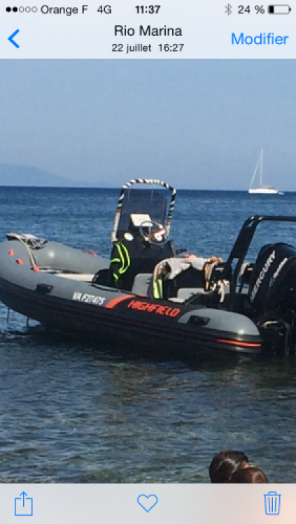 RIB for rent Saint-Malo at the best price