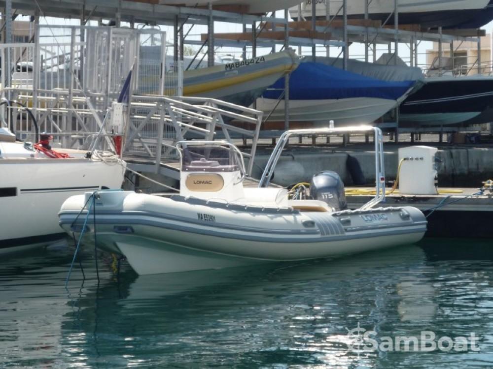 Rental yacht Hyères - Lomac Lomac 600 IN on SamBoat