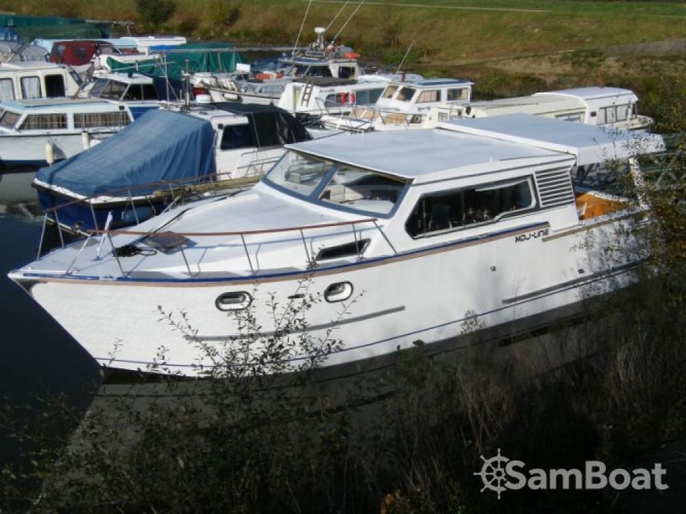 Rental Canal boat in  - Tuckermann Houseboat