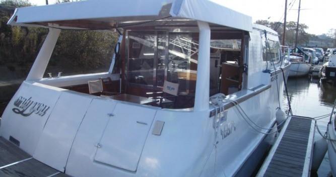 Boat rental Tuckermann Houseboat in Messac on Samboat