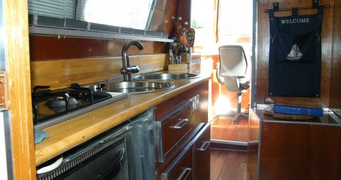 Rental yacht Messac - Tuckermann Houseboat on SamBoat