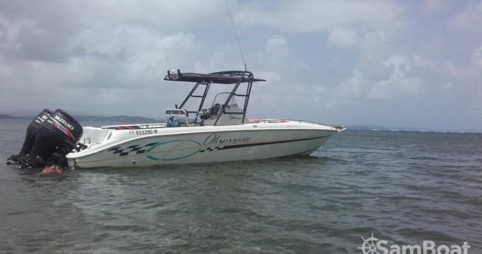 Rent a Baja sportfish Le François