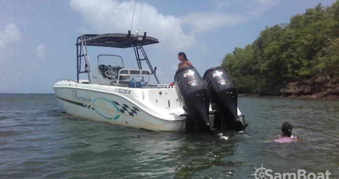 Boat rental Baja sportfish in Le François on Samboat