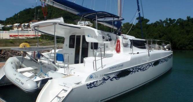Rental yacht Le Marin - Fountaine Pajot Mahe 36 Evolution on SamBoat