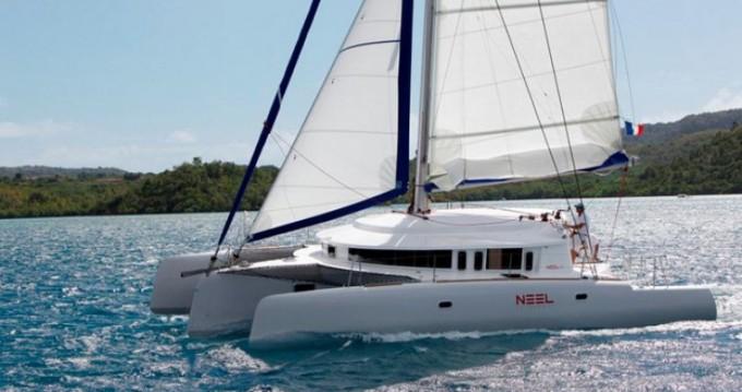 Boat rental Pointe-à-Pitre cheap Neel 45