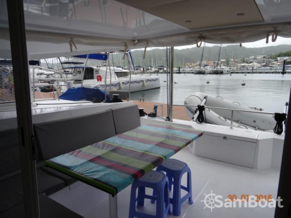 Rental Catamaran in Martinique - Nautitech Open 40