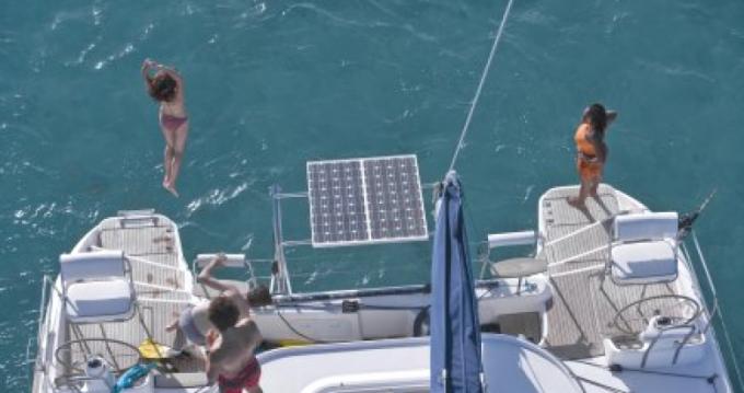 Boat rental Le Marin cheap Nautitech 442