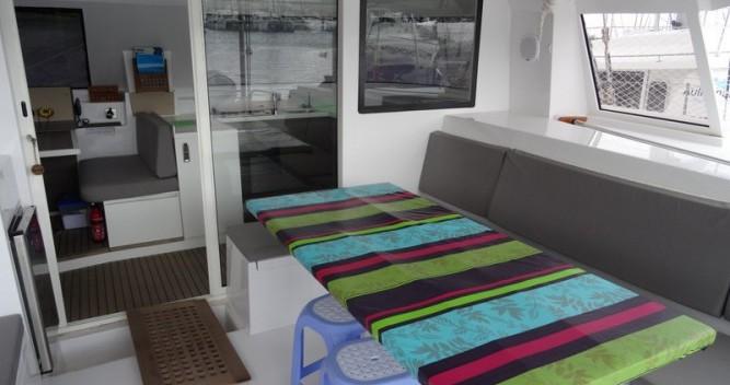 Boat rental Le Marin cheap Open 40