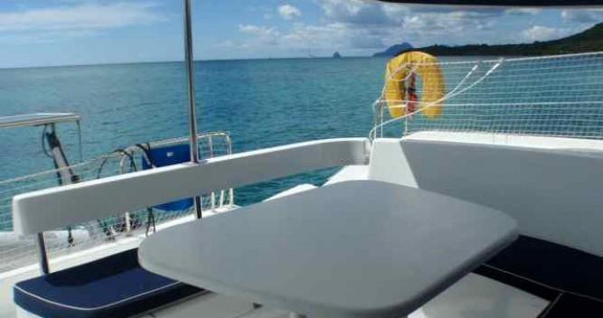 Rental Catamaran in Le Marin - Fountaine Pajot Lipari 41