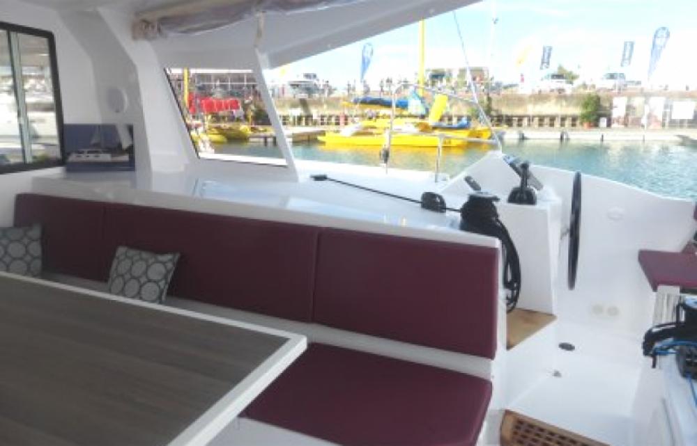 Boat rental Nautitech Open 40 in Martinique on Samboat