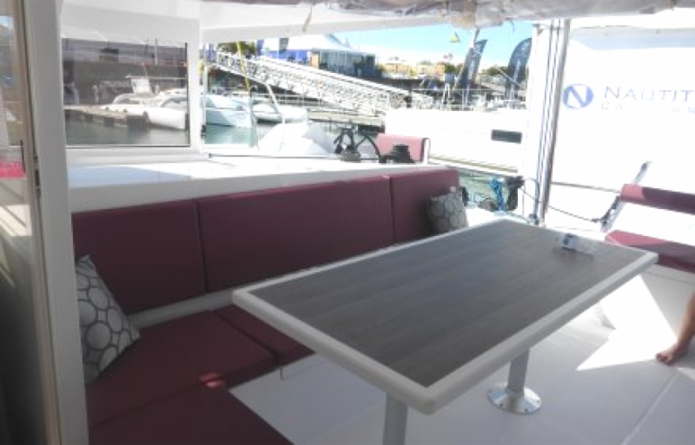 Hire Catamaran with or without skipper Nautitech Martinique