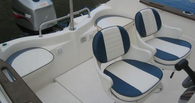 Rental yacht La Rochelle - Quicksilver Quicksilver 535 Open on SamBoat