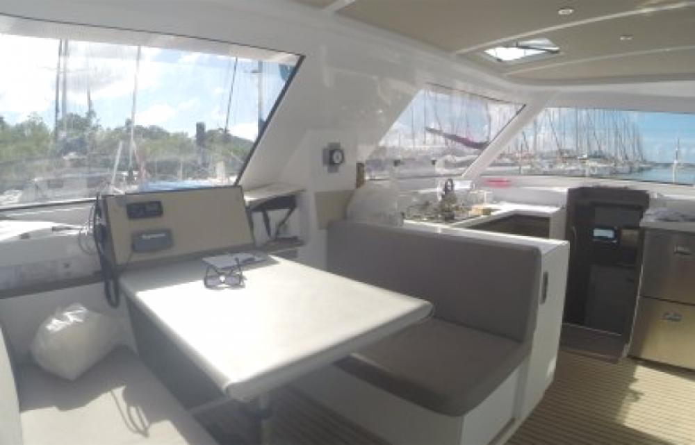 Rental yacht Martinique - Nautitech Open 40 on SamBoat
