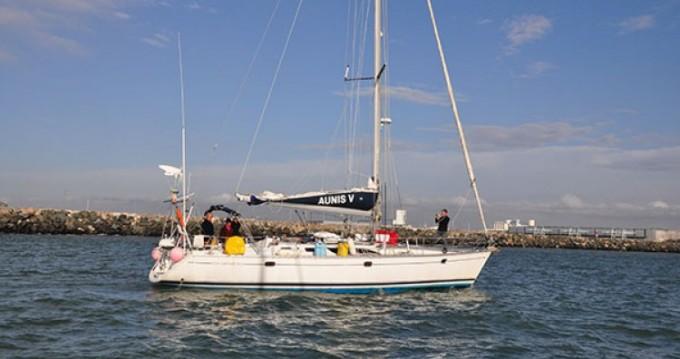 Rent a Jeanneau Sun Odyssey 45.2 La Rochelle