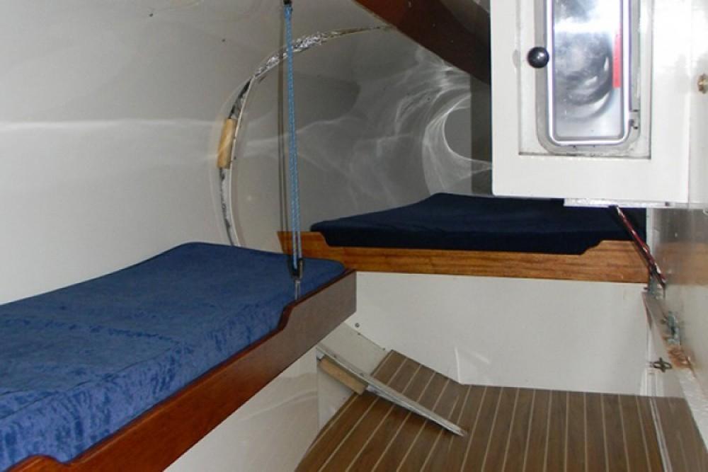 Boat rental La Rochelle cheap KVIII
