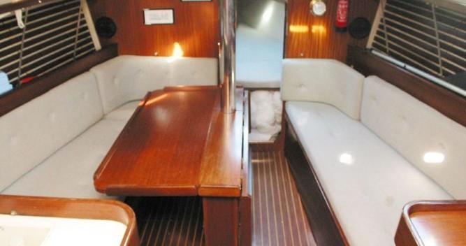 Rental Sailboat in Diélette - Gibert Marine Gib Sea 92