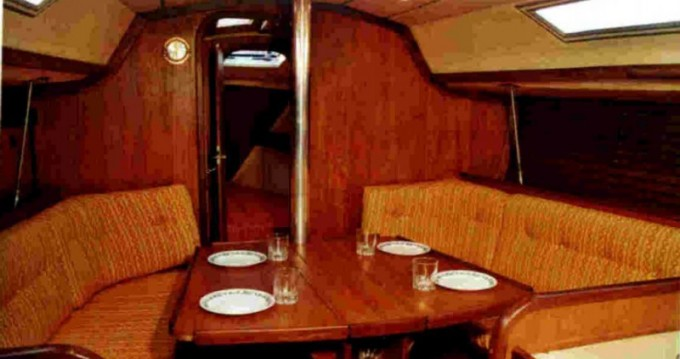 Rental yacht Diélette - Bénéteau First 345 on SamBoat
