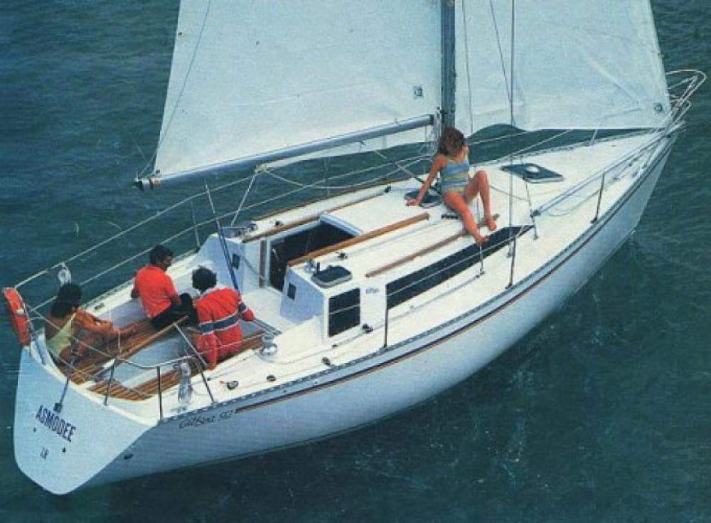 Gibert Marine Gib Sea 92 between personal and professional Port Diélette
