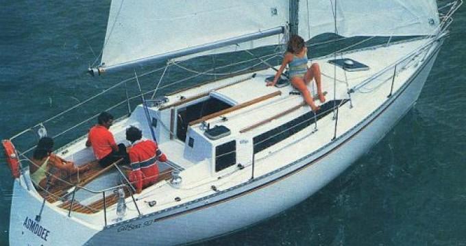 Boat rental Diélette cheap Gib Sea 92