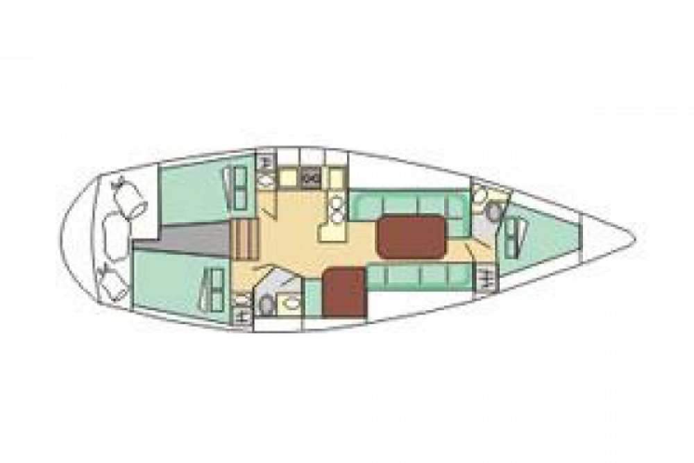 Rental yacht Flamanville - Gibert Marine Gib Sea 116 on SamBoat
