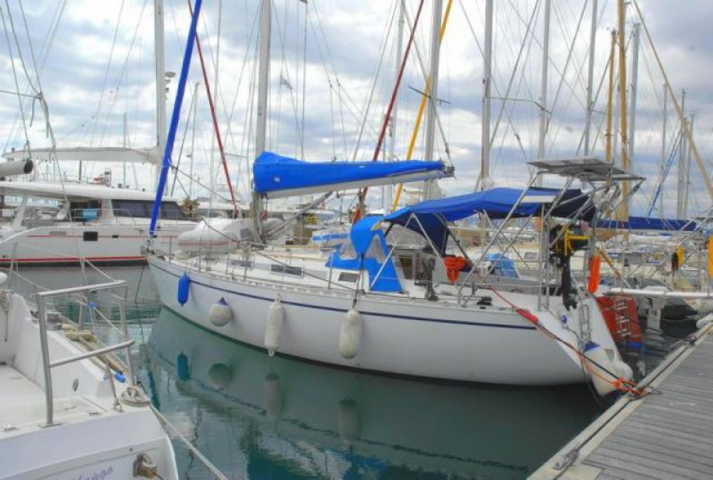 Rent a Gibert Marine Gib Sea 114 Flamanville