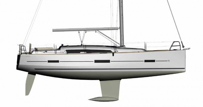 Sailboat for rent Siouville-Hague at the best price