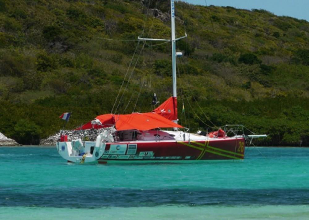 Rental yacht Flamanville - Jumbo Jumbo 40 on SamBoat