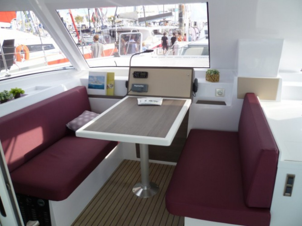 Rent a Nautitech Nautitech Open 40 Martinique