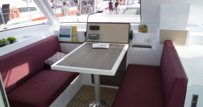 Boat rental Nautitech Nautitech Open 40 in Le Marin on Samboat
