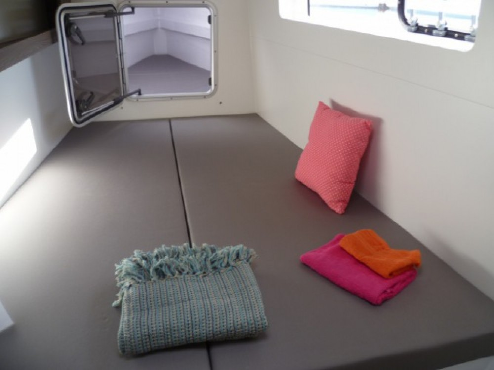 Rental Catamaran in Martinique - Nautitech Nautitech Open 40