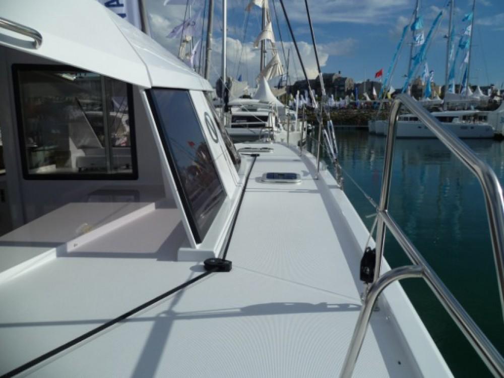 Boat rental Nautitech Nautitech Open 40 in Martinique on Samboat