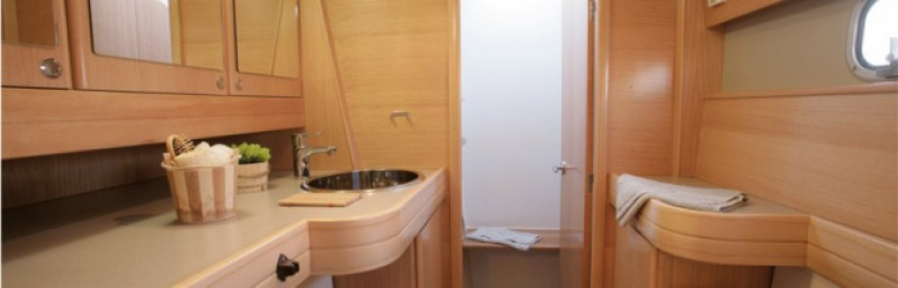 Boat rental Martinique cheap Nautitech 40