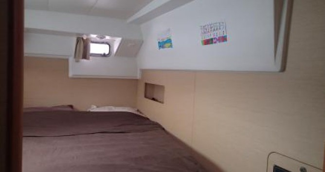Rental Catamaran in Le Marin - Lagoon Lagoon 400