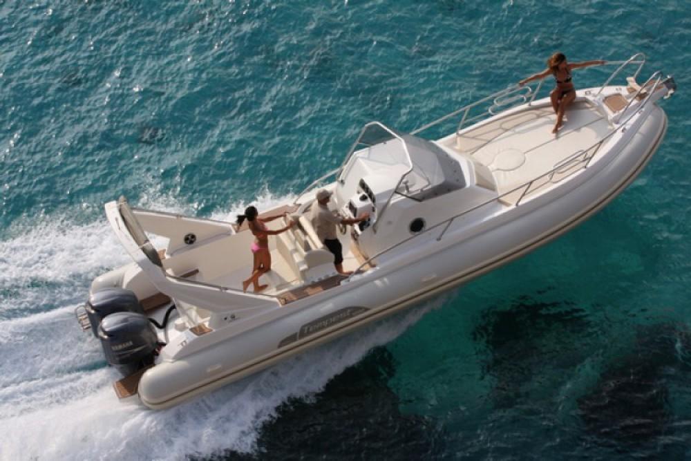 Boat rental Capelli Tempest 1000 WA in Ajaccio on Samboat