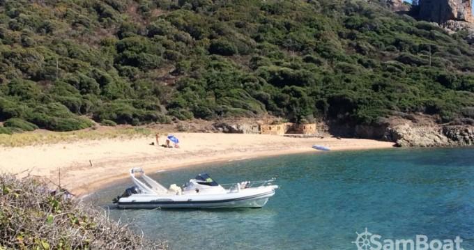 Boat rental Ajaccio cheap Tempest 1000 WA