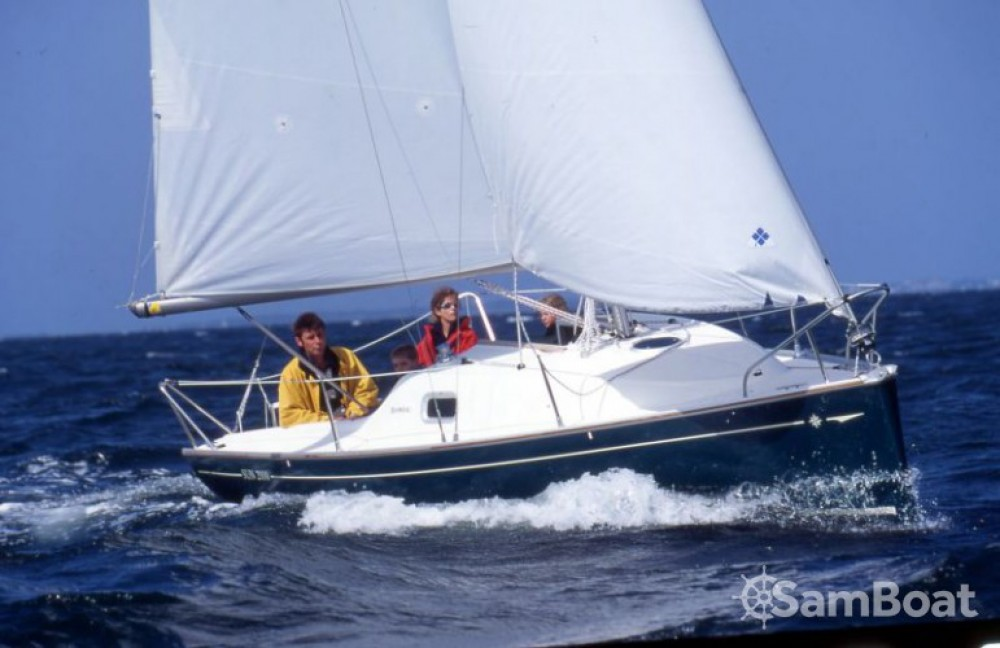 Jeanneau Sun 2000 between personal and professional Andernos-les-Bains