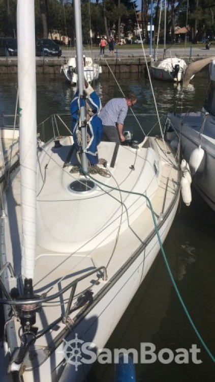 Sailboat for rent Andernos-les-Bains at the best price