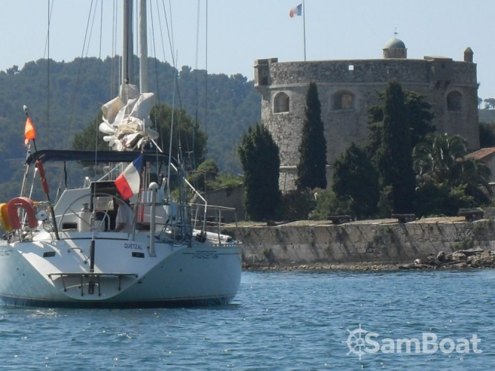 Rental Sailboat in Ajaccio - Bénéteau First 456