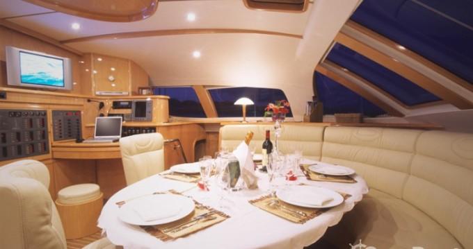Rental Catamaran in Ajaccio - Alliaura-Marine Privilège 585