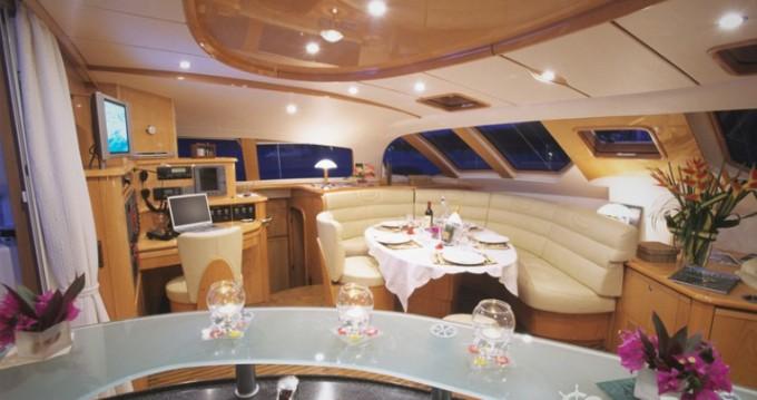 Boat rental Ajaccio cheap Privilège 585