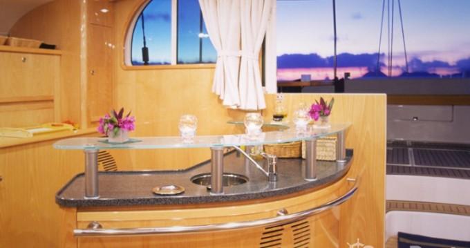 Rental yacht Ajaccio - Alliaura-Marine Privilège 585 on SamBoat