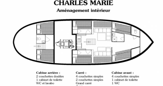 Rental yacht Granville - Iroko-Et-Chene Dundee on SamBoat