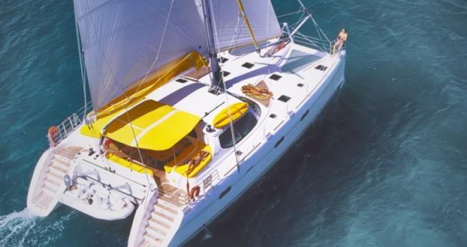 Rent a Alliaura-Marine Privilège 585 Ajaccio