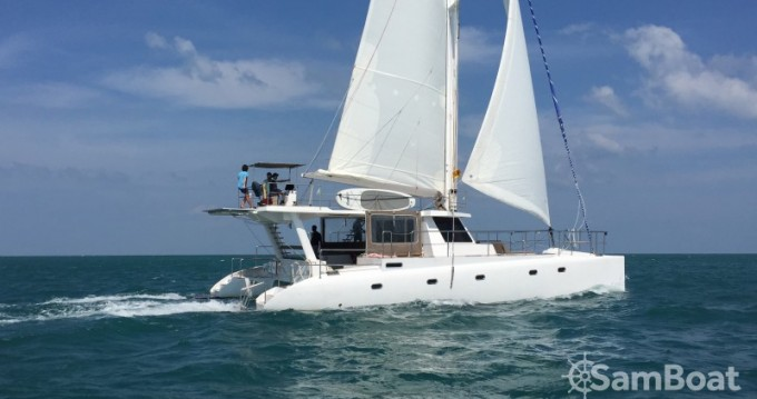 Catamaran for rent Galle at the best price